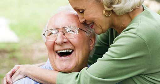 Assisted Living Couple