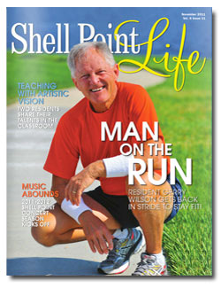 Shell Point Life Cover