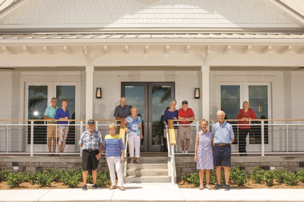 Shell Point welcomes new residents at The Enclave